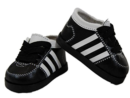 "18"" Doll Shoes Clothing Accessory For American Girl® , High Quality Soccer Sneaker - 1"