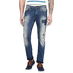 SF Jeans by Pantaloons Men's Jeans 205000005567847_Blue Tint_38
