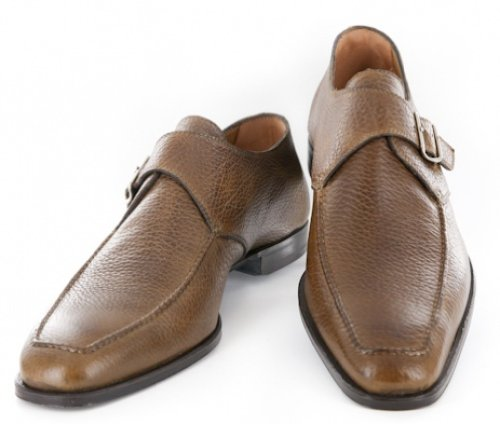 New Sutor Mantellassi Caramel Brown Shoes 76 Holiday Deals