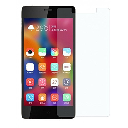 M.G.R Gionee Elife S7 [3D Touch Compatible - Tempered Glass] Screen Protector with [9H Hardness] [Premium Crystal Clarity] [Scratch-Resistant]  available at amazon for Rs.120