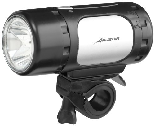 Avenir Sojourn 1Watt-HP LED Headlight (109g (with battery & bracket))