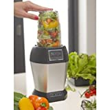 BL450 Fruit & Vegetable Blender with 18oz & 24oz Cups in Black