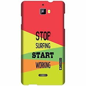 Printland Designer Back Cover for Micromax Canvas Nitro A311 - Case Cover