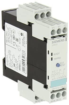 Siemens 3rn1013 1bw10 thermistor motor protection relay for Thermistor motor protection relay