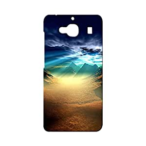 G-STAR Designer 3D Printed Back case cover for Xiaomi Redmi 2 / Redmi 2s / Redmi 2 Prime - G2678