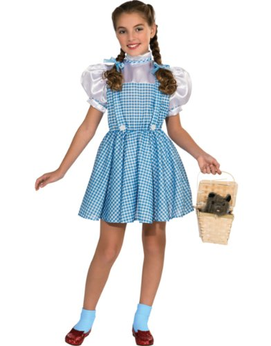 Wizard of Oz Halloween Sensations Dorothy Costume (75th Anniversary Edition)