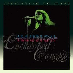 Illusion - Enchanted Caress +4 [Japan LTD Mini LP CD] AIRAC-5003