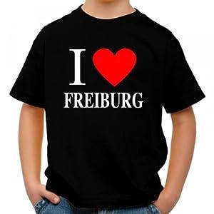 I love Freiburg FUN Kinder T-Shirt