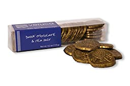 Happy Chanukah! Handcrafted Gourmet And Very Unique Hanukkah Judean Chocolate Coins \