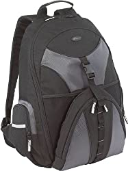 Targus TSB007 15.6-inch Sport Backpack (Black and Grey)