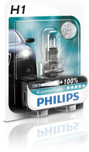 sp cification philips 12258xvb1 ampoule de phare x treme vision h1 emballage blister. Black Bedroom Furniture Sets. Home Design Ideas