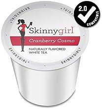 Skinnygirl Cranberry Cosmo White Tea 24 Count