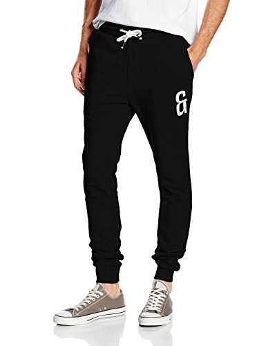 Only & Sons Harvey, Pantaloni Sportivi Uomo, Nero, Large