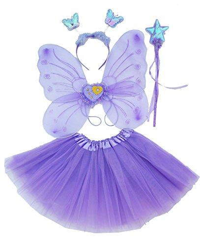 fun-play-lila-fee-verkleidung-kostum-fur-madchen-schmetterling-fee-flugel-ballettrockchen-zauberstab