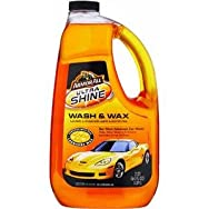 Armored AutoGroup 10346 Ultra Shine Car Wash & Wax-64OZ ARMOR ALL AUTO WASH