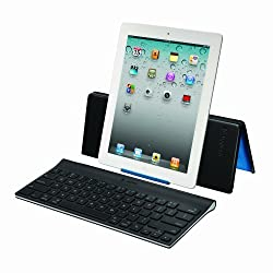 Logitech Keyboard for Apple iPad 2 iPad 3rd Generation and iPad with Retina - Black