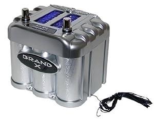 Brand-X XXL850FB 850 Amp Fast-Batt Battery/Capacitor Combo