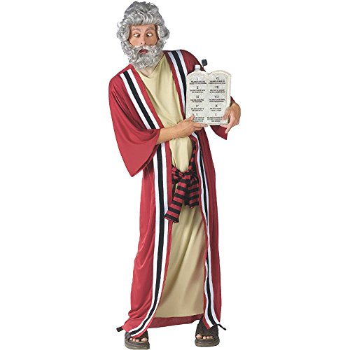 Moses & The Ten Commandments of Party Adult Costume - One Size