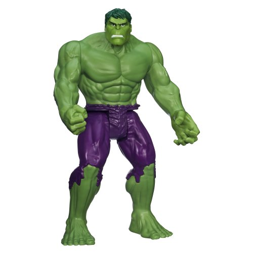 Marvel Avengers Titan Hero Series Hulk Action Figure, 12-Inch (Hulk 12 Inch Action Figure compare prices)