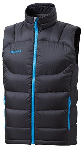 (マーモット)Marmot Trans QUIX DOWN® Vest(トランスクイックスダウンベスト) MJD-F5016 BLK BLK L