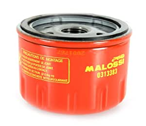 "Amazon.com: Malossi 0313383 - M0313383 Oil Filter ""Red"