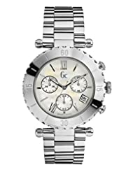 GUESS Gc Diver Chic Silver Timepiece