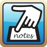Smart Writing Tool - 7notes Premium (Kindle Tablet Edition) by MetaMoJi  (Dec 30, 2011)