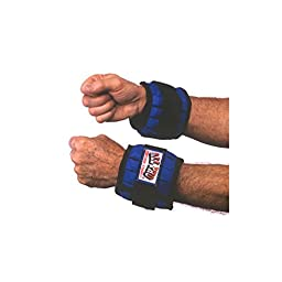 All Pro Exercise Products (v) Adjustable Wrist Weight- To 2 Lbs. (Each)