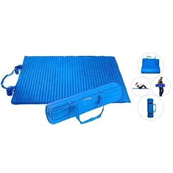 pas cher tapis de sol matelas pilates natte de gymnastique camping fitness sport. Black Bedroom Furniture Sets. Home Design Ideas