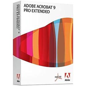 Adobe Acrobat 9 Pro Extended