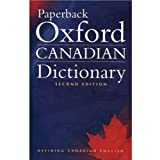Paperback Oxford Canadian Dictionaryby Katherine Barber