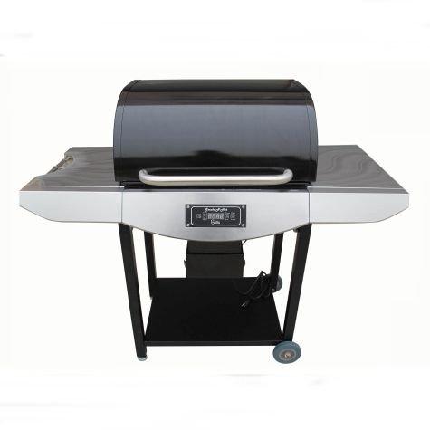 Smoke-N-Hot Stainless Steel Pellet Pro Grill
