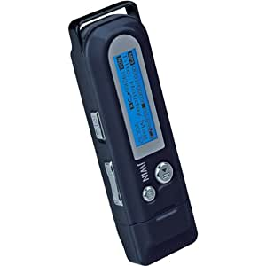 JWin 1GB USB Plug MP3 Player