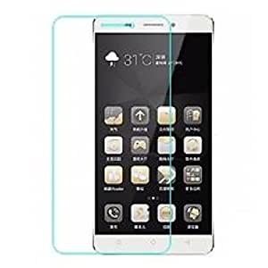 SNOOGG Pack 8 Gionee Marathon M5 plusFull Body Tempered Glass Screen Protector [ Full Body Edge to Edge ] [ Anti Scratch ] [ 2.5D Round Edge] [HD View] – White