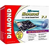 415q2r3V9KL. SL160  Diamond XtremeSound 7.1/24 bit Sound Card ( XS71 )