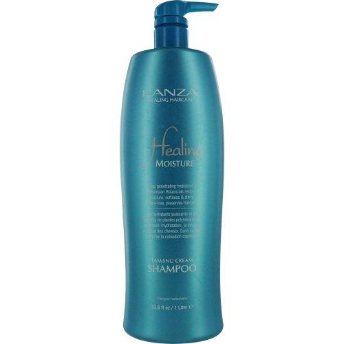 Lanza Healing Moisture Tamanu Cream Shampoo 33.8 oz Reviews