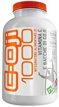 C-Oji 1000 - 60 cpr - NET - Integratore Alimentare a base di Vitamina C e Bacche di Goji (1)