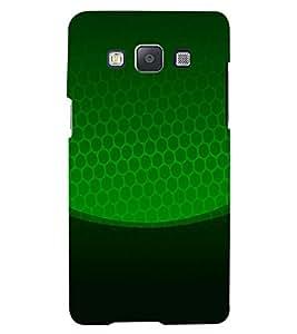 PRINTSWAG GREEN PATTERN Designer Back Cover Case for SAMSUNG GALAXY E5