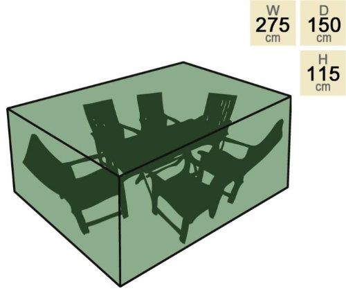 Primrose Abdeckung für rechteckigen Tisch mit 6 Stühlen – Premium günstig