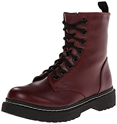 Cool Soda GrungeSQupid Source03X Lace Up High Top Boots