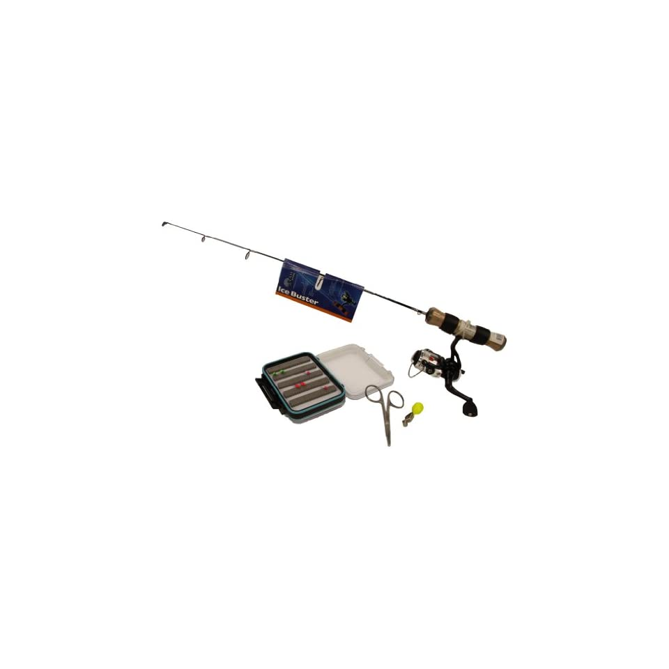 Clam Ice Buster Ice Fishing Combo Pack