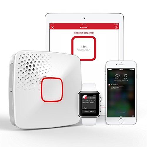 onelink wi fi smoke carbon monoxide alarm homekit depot. Black Bedroom Furniture Sets. Home Design Ideas