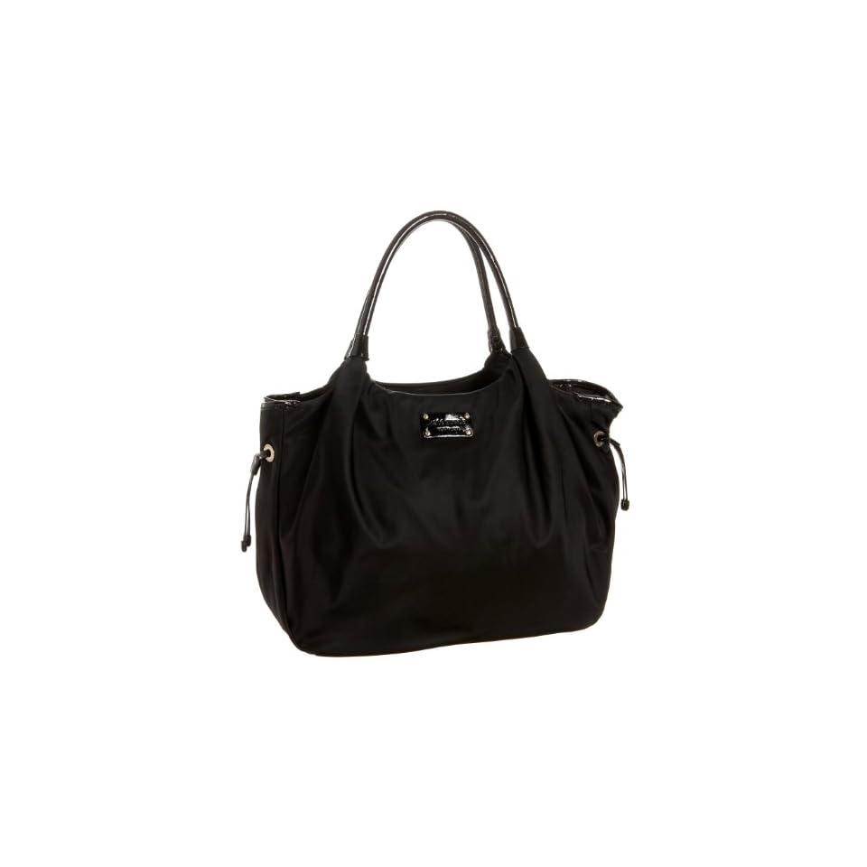 Kate Spade Nylon Large Stevie Satchel   designer shoes, handbags