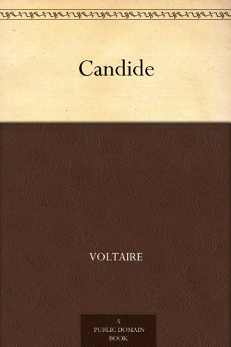 The lost golden city in candide by voltaire