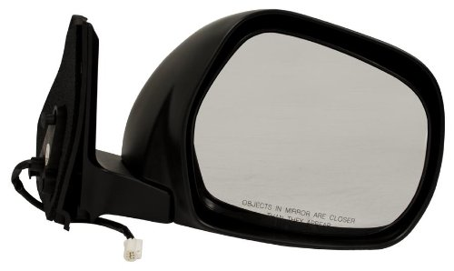 OE Replacement Toyota 4-Runner Passenger Side Mirror Outside Rear View (Partslink Number TO1321202)