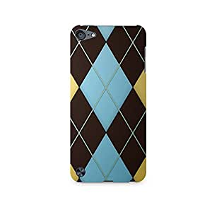 TAZindia Printed Hard Back Case Cover For Apple Ipod Touch 5