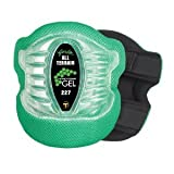 Tommyco GAR227 Honeycomb GEL All Terrain Kneepads Green