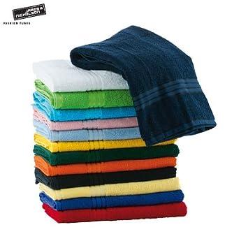 1 myrtle beach lot lot de 10 serviettes de toilette draps de de sauna coloris vari s. Black Bedroom Furniture Sets. Home Design Ideas