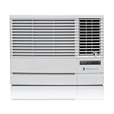Friedrich EP12G33B 12000 BTU 208/230V Window Air Conditioner with 11200 BTU Heat,