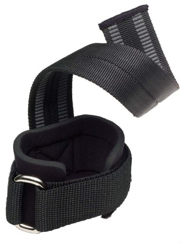 Harbinger 21700 Big Grip No-Slip Pro Lifting Straps